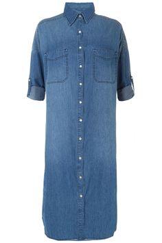 Primark Denim Shirt Dress, £14