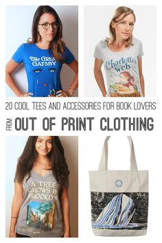 20 cool tees and accessories for book lovers!!- I seriously want something from this site!!!!