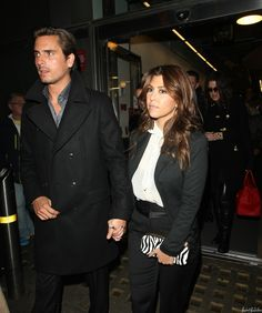 Kourtney Kardashian – Date Night in London with Kim, Kanye and Khloe | Kourtney Kardashian