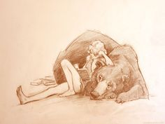 Book Bear by Wildweasel339 on DeviantArt
