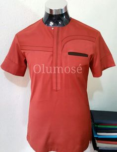 African fashion is available in a wide range of style and design. Whether it is men African fashion or women African fashion, you will notice. African Wear Styles For Men, African Shirts For Men, African Dresses Men, African Attire For Men, African Clothing For Men, Nigerian Men Fashion, African Print Fashion, African Fashion Designers, Men Dress