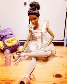 Fashion Royalty Dolls, Fashion Dolls, Ag Dolls, Barbie Dolls, Ballerina Doll, Dance With You, Black Barbie, When I Grow Up, Barbie And Ken