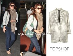 twinkle-khanna-topshop-checked-blazer