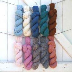 Filature du Valgaudemar (France): www.filatureduvalgaudemar.com (Delivery 15.90€) *French wool producer