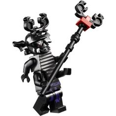 Amazon.com: Lego Ninjago Lord Garmadon Minifigure: Toys & Games