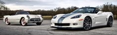 Corvette Marks 60 Years of Performance with 427 Convertible  Chevrolet  unveiled the 2013 Corvette 427 Convertible Collector Edition – the fastest, most capable convertible in Corvette's history – as well as a 60th Anniversary Package that will be available on all 2013 Corvette models.