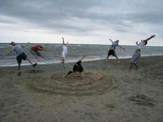 I would love to do this with friends!