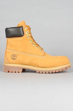 7484e207fdb4 The Timberland Icon 6 Premium Boot in Wheat Nubuck by Timberland Ботинки  Timberland, Полусапожки,