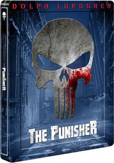 The Punisher (Dolph Lundgren) - Zavvi Exclusive Steelbook