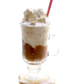 Ridiculously Easy Low Carb Root Beer Float