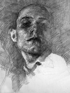 Kamil Smala ~ Self-Portrait
