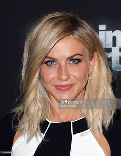 Dancer/TV personality Julianne Hough attends 'Dancing with the Stars' Season 21 at CBS Televison City on October 19, 2015 in Los Angeles, California.