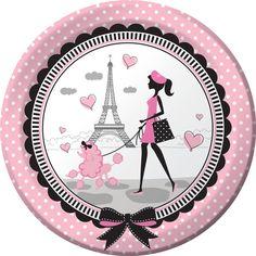 8 assiettes paris chic pour l'anniversaire de votre enfant - Annikids