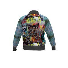 #SAGE Street Art Jacket