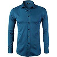 """More Men's Bamboo Fiber Dress Shirts Slim Fit Solid Long Sleeve Casual Button Down Shirts, Elastic Formal Shirts For Men #amazon #fashion #Comfortable_Cloths Check Out Here : <a href="""" https://www.amazon.com/Bamboo-Shirts-Sleeve-Casual-Elastic/dp/B0747L5JF7/ref=sr_1_1?ie=UTF8&qid=1514458834&sr=8-1&keywords=Men%E2%80%99s+Bamboo+Fiber+Dress+Shirts+Slim+Fit+Solid+Long+Sleeve+Casual+Button+Down+Shirts%2C+Elastic+Formal+Shirts+For+Men """">Click Here</a>"""
