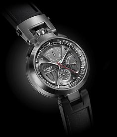 Sergio Split Second Chronograph