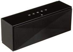 AmazonBasics Wireless Bluetooth 3W Speakers  http://topcellulardeals.com/product/amazonbasics-wireless-bluetooth-3w-speakers/  Plays music up to 30 feet (10 meters) from any Bluetooth-enabled device such as your smartphone, notebook, or tablet Speaker has two internal 3W speakers and built-in microphone for hands-free calls Connects via Bluetooth or a 3.5mm stereo cable (not included)