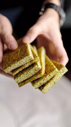 Sin Gluten, Gluten Free, Vegan Recipes, Cooking Recipes, Raw Vegan, Healthy Eating, Appetizers, Bread, Food