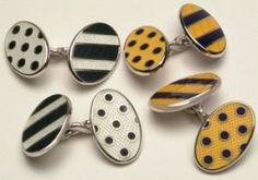 Masculine style - a look at luscious cufflinks - Live lusciously with LUSCIOUS: www.myLusciousLife.com