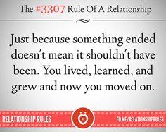 relationship rule # 3307