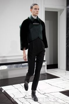 Balenciaga Ready To Wear Fall Winter 2013 Paris