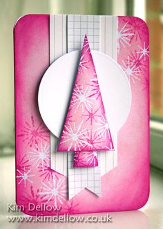 Kim Dellow: Perfectly pink Christmas from www.kimdellow.co.uk