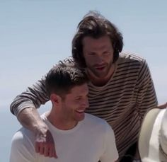 Entertainment Weekly, Jared Padalecki, Jensen Ackles, Entertaining, Couple Photos, Gifs, Supernatural, Couple Shots, Couple Pics