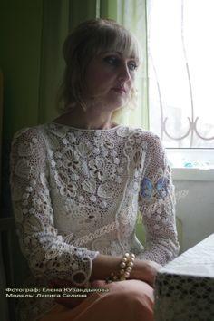 "Ирландское кружево ""Гортензия"" #gardensstyle Lace Wedding, Wedding Dresses, Tops, Women, Fashion, Bride Dresses, Moda, Bridal Gowns, Fashion Styles"