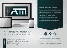 Arthur Magyar - Post para redes sociais