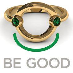 Karma Rings. Be Good!