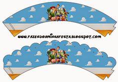 Toy Story 3: Imprimibles Gratis para Fiestas.