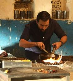 Saif Ali Khan all set to cook up a storm in Chef on October 6 #FansnStars