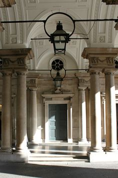 Somerset House, London, Sir William Chambers architect, 1776-1796.