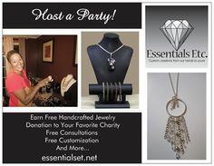 If you are in the New England area consider hosting a party!