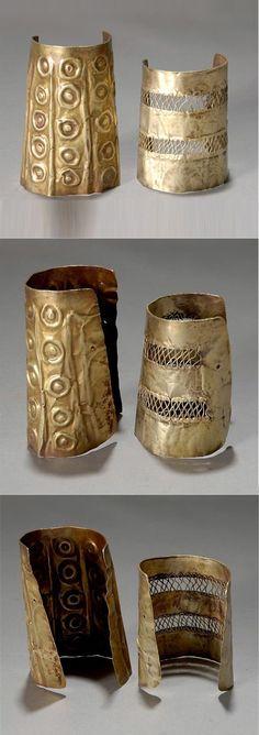 Peru, circa 400 - 1100 A.D.
