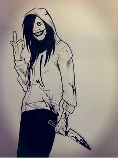 Jeff the Killer, the master of this blog. Only two left. Enjoy. ~JeffyMun