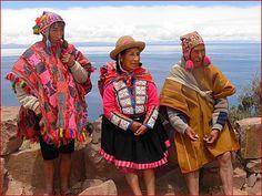 Q'ero indians in Peru http://www.southamericaperutours.com/peru/7-days-mystic-healing.html