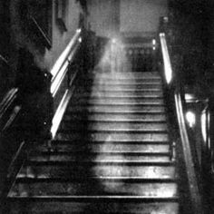 Perhaps the most famous of all ghost photos, this highly controversial shot from 1936 of the Brown Lady of Raynham Hall has an interesting pedigree. An example of one of the best photographic evidence for the existence of ghosts ever taken, what makes it so compelling is that the photo was taken not by a ghost hunter looking for the things, but by two innocent photographers sent by the London magazine Country Living to take some interior shots of the building. TBC ON URL
