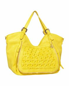 Maple and West Big Buddha Ainsley - Yellow