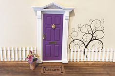 FAIRY DOORS! Miniature And Magical STARTING AT 53% OFF