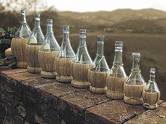 Come riciclare le vecchie bottiglie di vetro divertendovi