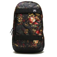 af17722c25ae Nike Nike SB Crths Accessories (Floral Print Black) Nike Sb Backpack