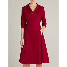Buy Winser London Poplin Wrap Dress Online at johnlewis.com