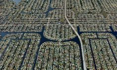 Cape Coral, Florida, 2012, by Edward Burtynsky