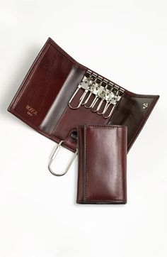 Bosca 'Hugo Bosca - Old Leather' Key Case | Nordstrom