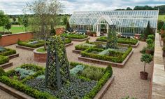 alitex greenhouse and walled garden