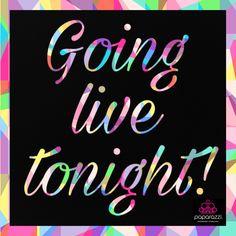 Going Live Paparazzi - - Paparazzi Going Live Graphic. Paparazzi Display, Paparazzi Jewelry Displays, Paparazzi Accessories, Paparazzi Jewelry Images, Paparazzi Photos, Bracelet Display, Jewellery Display, Scentsy, Paparazzi Logo