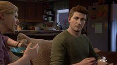 Uncharted 4 - Drake & Elena