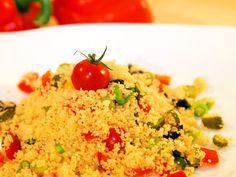 Couscous-Salat