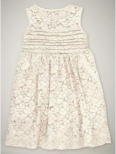 Ashley, I just found this at Baby Gap!  It is an all lace ivory dress.  Should I get it?  It is only $55 and I have a 40% off coupon!!